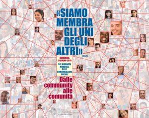 """<span class=""""entry-title-primary"""">Fare comunità nella Locride</span> <span class=""""entry-subtitle"""">53ma GIORNATA MONDIALE DELLE COMUNICAZIONI SOCIALI - Giornata Diocesana delle Comunicazioni Sociali</span>"""