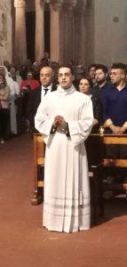 """<span class=""""entry-title-primary"""">Chiesa di Locri-Gerace in festa</span> <span class=""""entry-subtitle"""">ORDINAZIONE SACERDOTALE DI DON ANTONIO PEDUTO - V ANNIVERSARIO DELL'ORDINAZIONE EPISCOPALE DI MONSIGNOR FRANCESCO OLIVA</span>"""